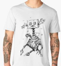 Sponge Head Men's Premium T-Shirt
