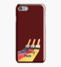 Germany First iPhone Case/Skin
