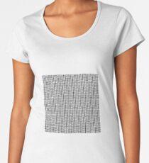 Elegant chalk 4 Women's Premium T-Shirt