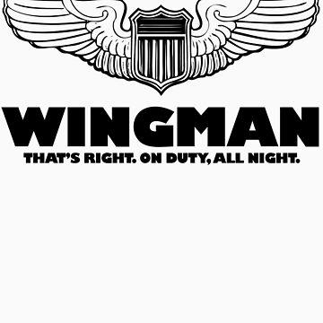 WINGMAN by bobsprinkle