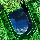Outside the Jhelum Cosmic Portal. by Kenny Irwin
