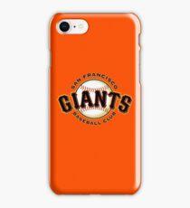 San Francisco Giants   Sports iPhone Case/Skin