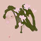 Magnolia (Mulan) by Thoth Adan