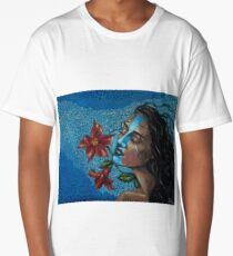 Clouds of Mandevilla Long T-Shirt