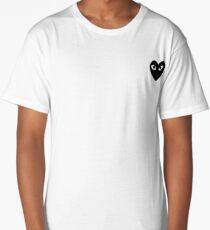 Comme Des Garcons Logo Long T-Shirt