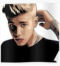 Justin Beiber Poster