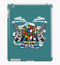 Rubix Killer Guns T-Shirt iPad Case/Skin