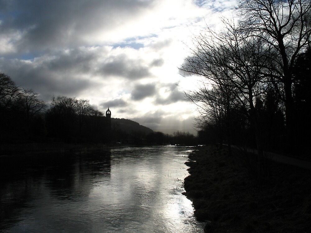 Morning Walk by rosie320d