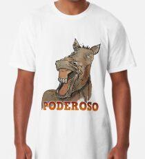 Powerful Horse Camiseta larga