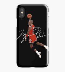 Michael Air Jordan - Supreme iPhone Case