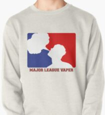 Major League Vaper Red White and Blue Pullover