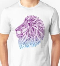 Zentangle Lion T-Shirt