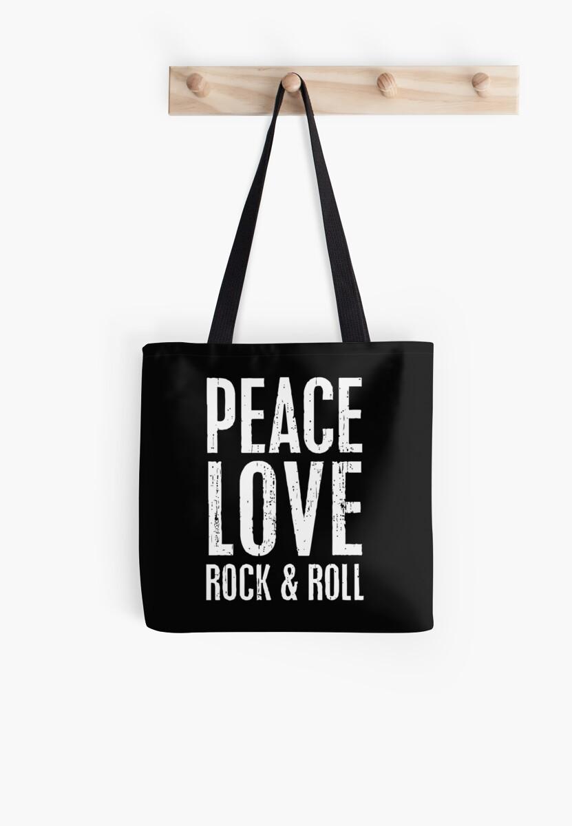 PEACE LOVE & ROCKNROLL by BobbyG305