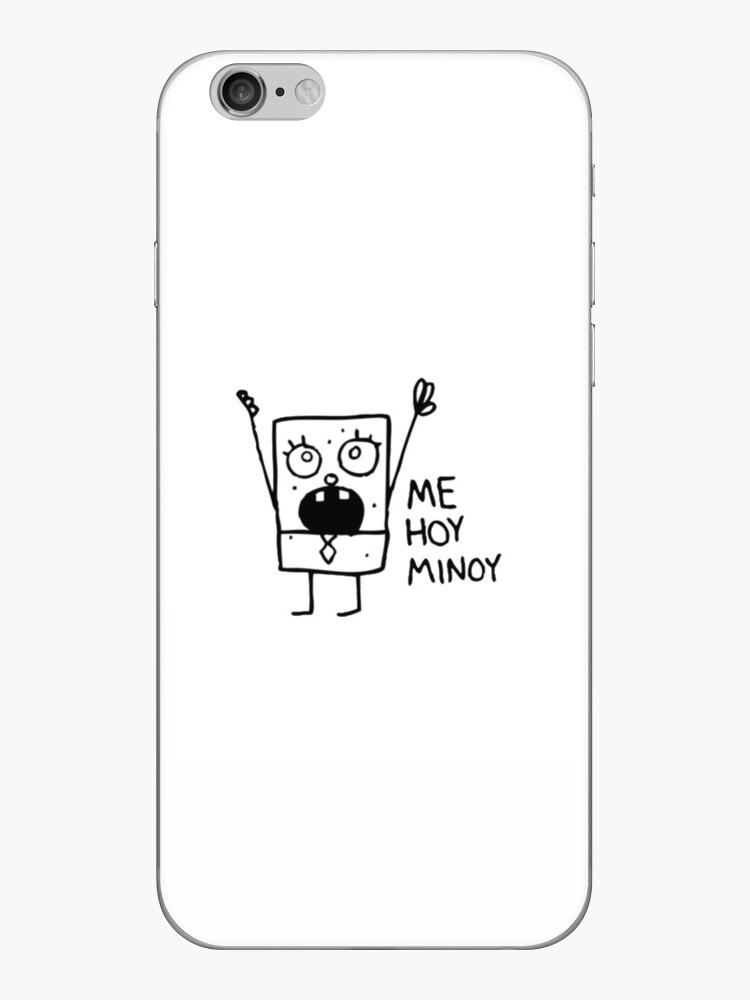 Ich Hoy Minoy Spongebob Meme von vivienne G