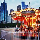 Carousel by Una Bazdar