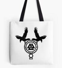 Raven - Valknut Tote Bag