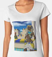 Lady of the Two Lands Women's Premium T-Shirt
