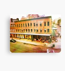 Meatpacking District Today Metal Print