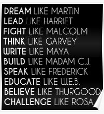 Dream Like Martin Poster
