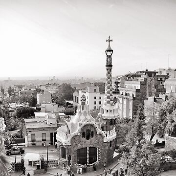 Barcelona - Park Guell by BackpackPhoto