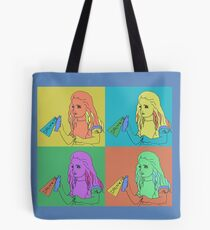 Alice in Wonderland repeat. Tote Bag