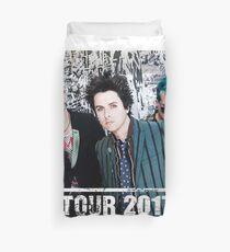 Revolution Radio Green Day Tour 2017 Duvet Cover