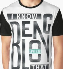 I Know That I Belong Graphic T-Shirt
