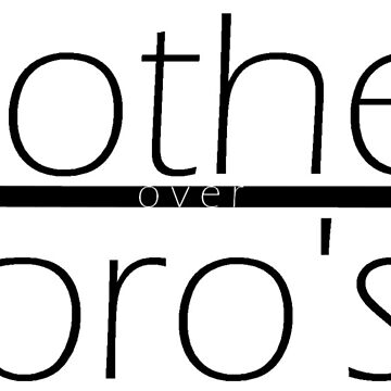 Clothes Over Bros by caroowens