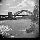 Sydney Harbour by Una Bazdar