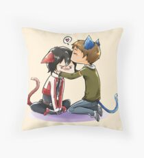 Klance - Voltron Legendary Defender fanart Throw Pillow