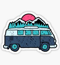 Go Outdoor Sticker
