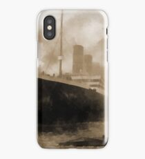 Titanic the Ship of Dreams iPhone Case