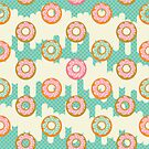 Donuts With Sprinkles by cmanning