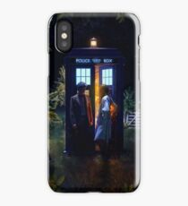 Come With Me. iPhone Case