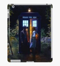 Come With Me. iPad Case/Skin