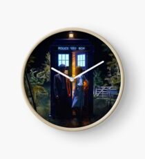 Come With Me. Clock