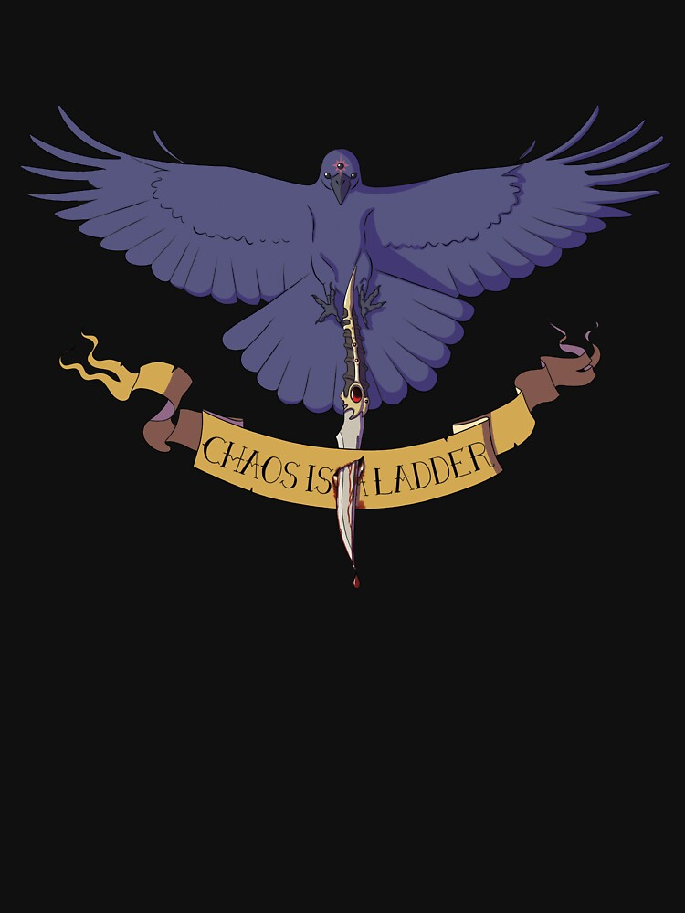 Game of Thrones Chaos is a Ladder by pennypentan