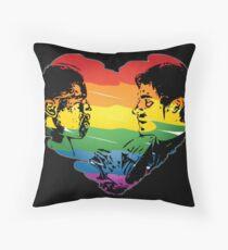 Rebel Pride Throw Pillow