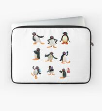 Pingu mood Laptop Sleeve