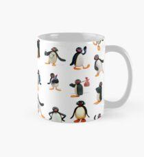 Pingu mood Classic Mug