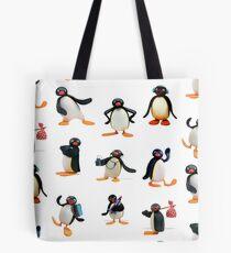 Pingu mood Tote Bag