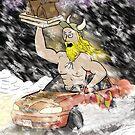 Viking Delivery by Brett Warniers