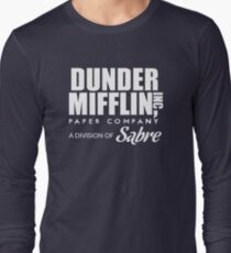 Dunder Mifflin Paper Company, A Division of Sabre — The Office T-Shirt