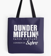 Dunder Mifflin Paper Company, A Division of Sabre — The Office Tote Bag
