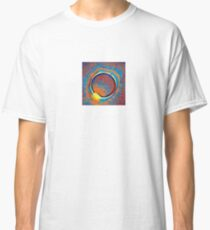 Solar eclipse 2017 abstract Keywebco  Classic T-Shirt