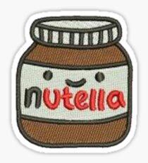 Nutella Patch Sticker