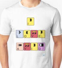 I Love Avid T-Shirt