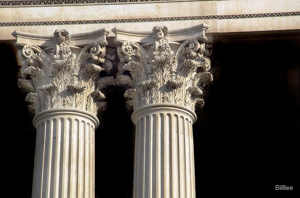 corinthian columns by billlee