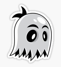 Cute Cartoon Ghost Sticker