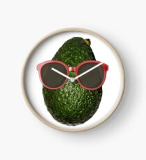 Avocado Gifts > Funny Avocado Wearing Sunglasses > Avocado Uhr